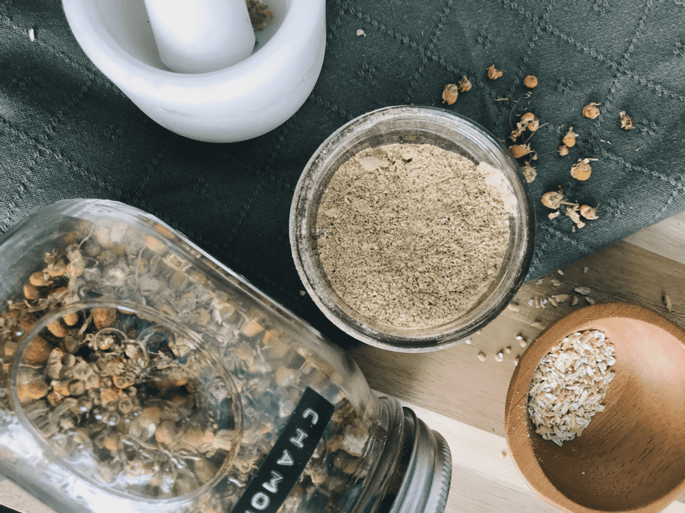 Make your own easy DIY Scrubs with natural and sustainable ingredients you probably have at home already! No weird chemicals and no plastic jars. These 3 scrubs will leave your face, body, and lips subtle, soft, and revitalized!