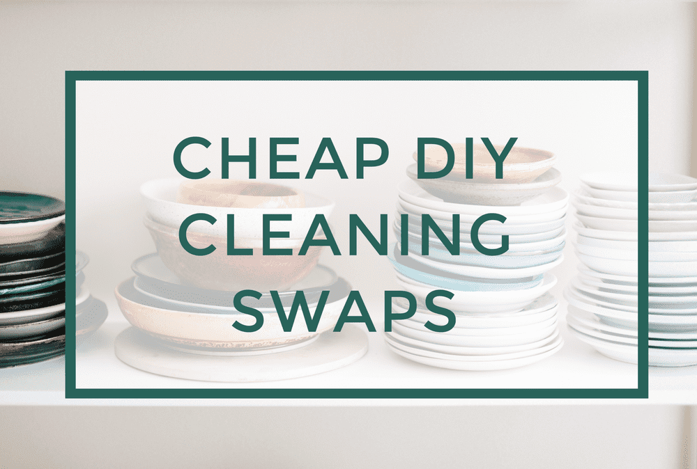DIY Zero Waste Cleaning Solutions to save $40 a Year
