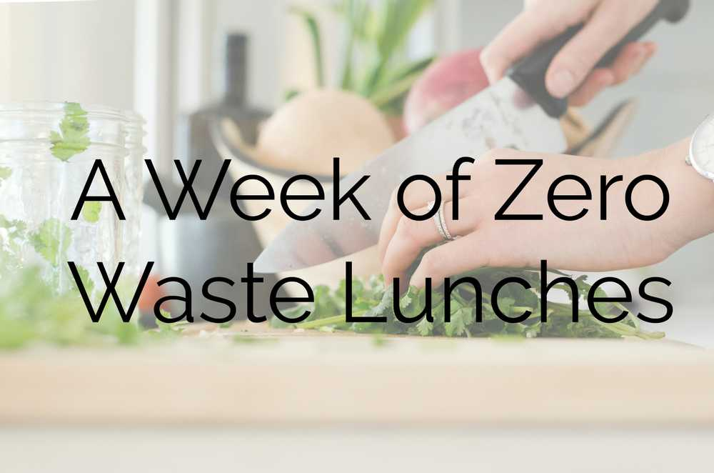 Best Lunch Containers for a Week of Zero Waste Lunches